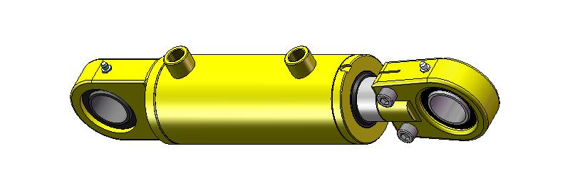 Tipos de cilindros hidraulicos de doble efecto