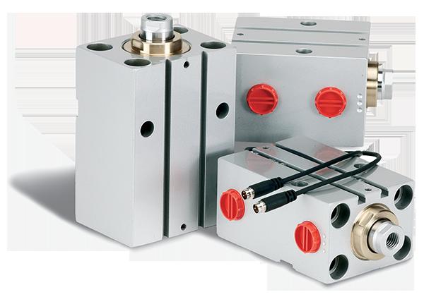 Cilindro hidraulico de doble efecto 702-5 carrera 500mm CICROSA
